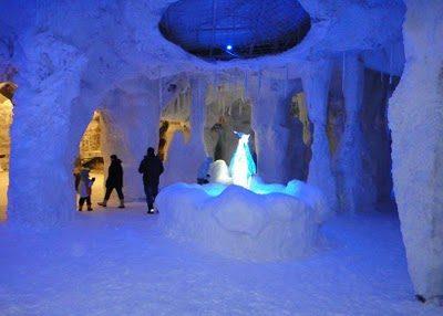 Снежный городок Snowpark в Стамбуле (4).jpg