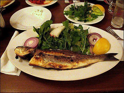 Ресторан в Стамбуле Cumhuriyet Meyhanesi (7).jpg