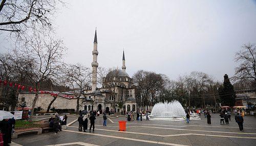 Мечеть Эйюп в Стамбуле 08.jpg
