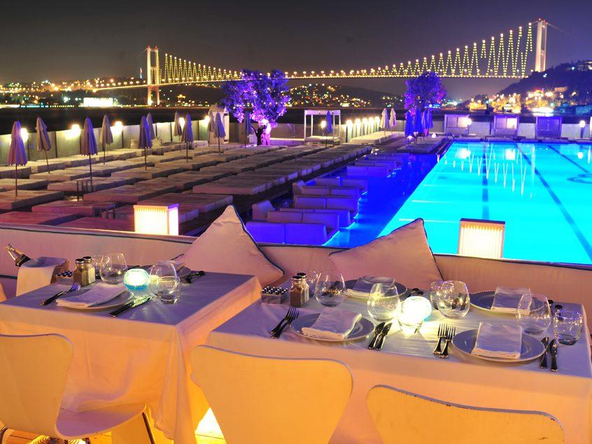 Ночной клуб Суада | Suada Club Galatasaray İsland