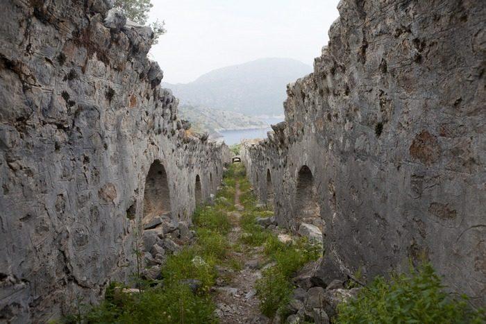 Тайны острова Святого Николая | Gemiler Adası