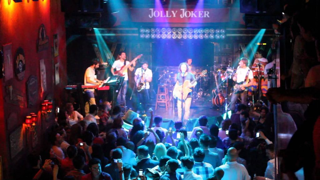 Ночной клуб Jolly Joker Istanbul