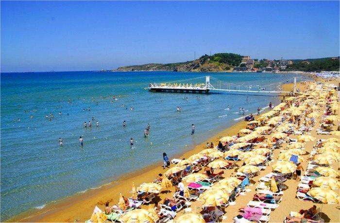 Пляжный клуб Солар   Solar Plajı