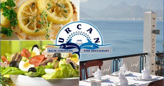 Рыбный ресторан Урджан | Urcan Balık Restaurant