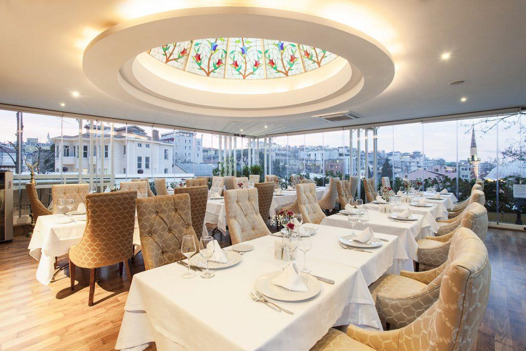 Ресторан Матбах | Matbah Restoran