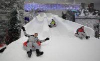 Снежный городок Snowpark в Стамбуле (7).jpg