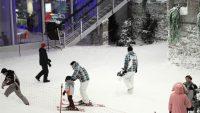 Снежный городок Snowpark в Стамбуле (5).jpg