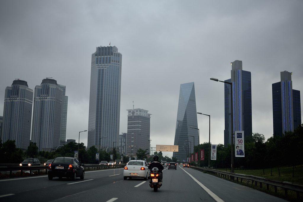 Район Стамбула - Левент