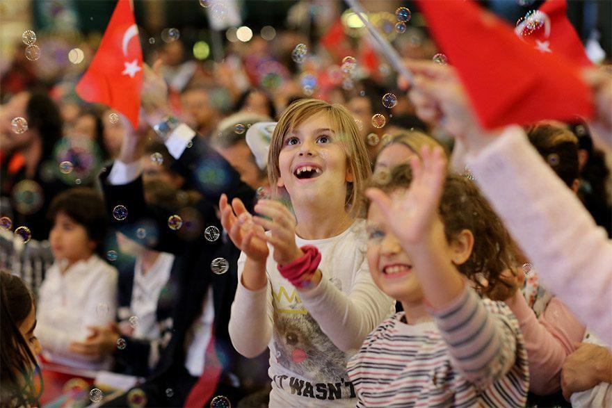 Куда сходить в Стамбуле с детьми