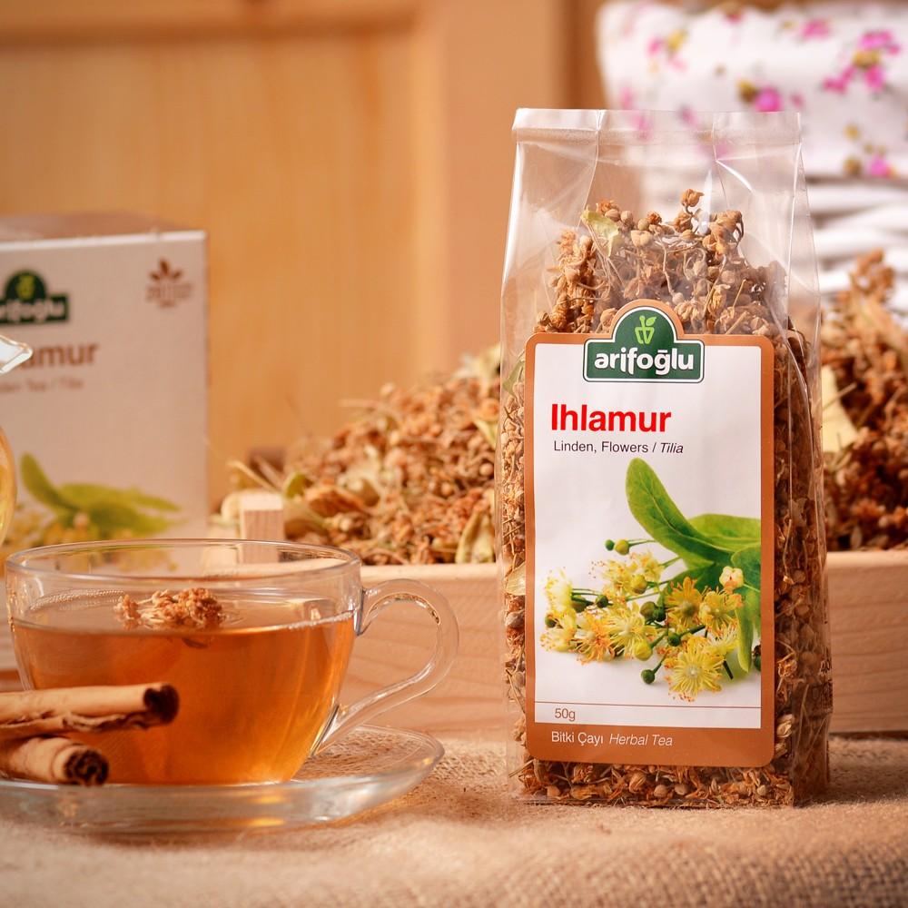 Липовый чай (Ихламур)