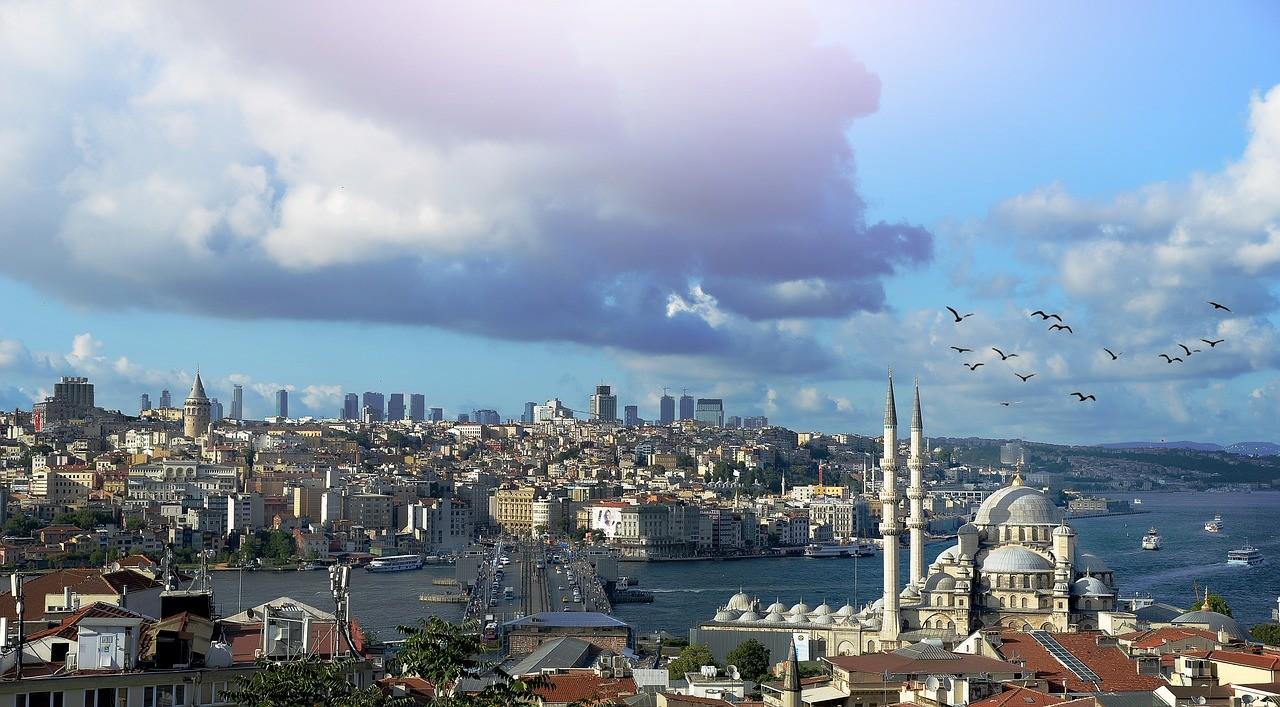 Города Турции. Стамбул