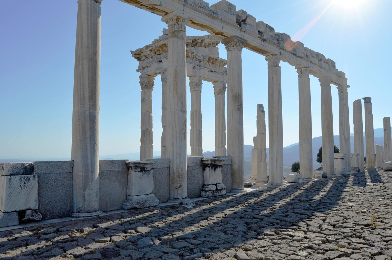 религиозный тур в Турцию. Пергам