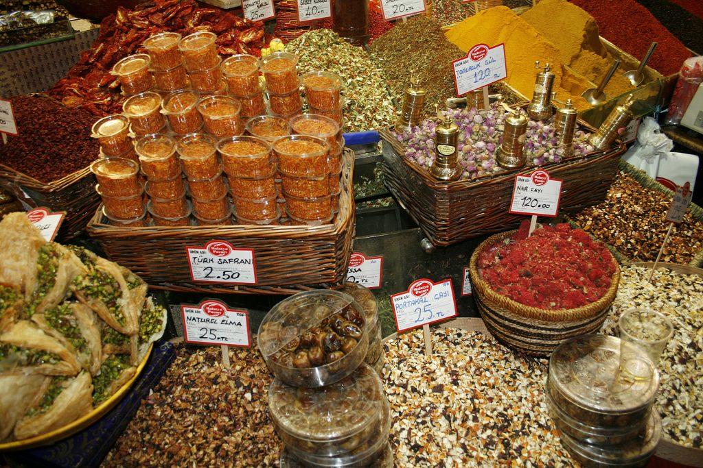 Турецкие специи, сувениры из Турции