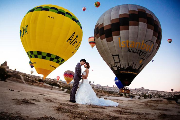 Сколько стоит свадьба в Турции. Каппадокия.