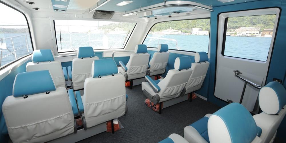 Морское такси в Стамбуле – это быстрый, удобный и увлекательный вид передвижения