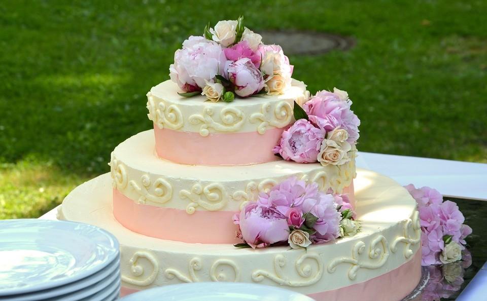 Свадьба в Турции. Свадебный торт