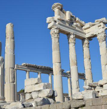 Пергам Турция. Акрополь
