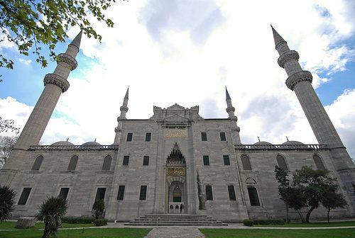 Мечеть Сулеймание в Стамбуле (5).jpg