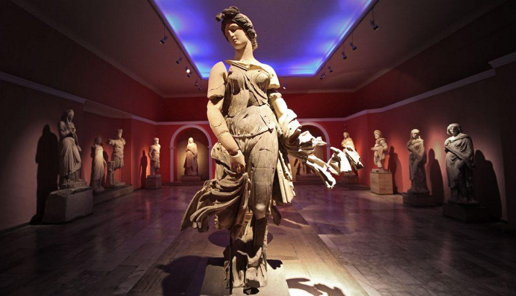 Музей Анталии | Antalya Müzesi