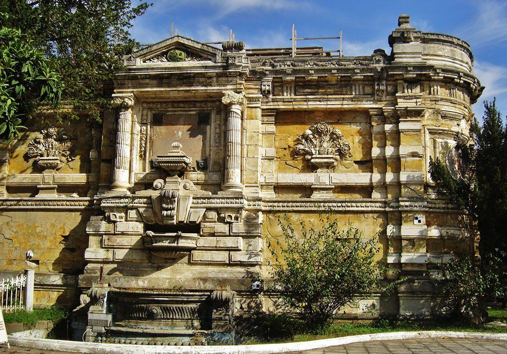 Дворец Йылдыз в Стамбуле 10.JPG