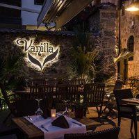 Ресторан-лаунж Ванилла | Vanilla Lounge Antalya