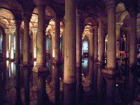 Цистерна Базилика в Стамбуле (10).jpg