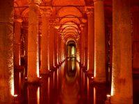 Цистерна Базилика в Стамбуле (11).jpg