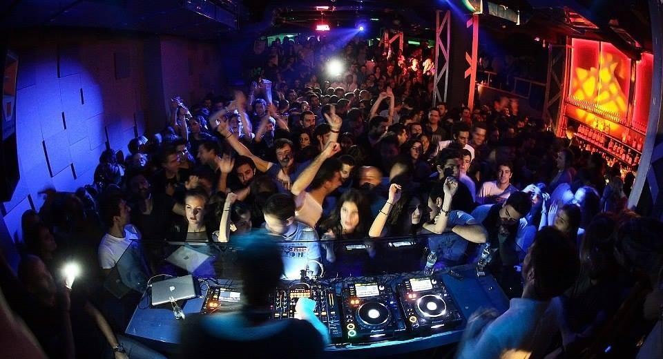 Ночной клуб Индиго. Стамбул