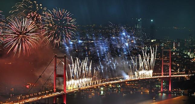 Новый год в Турции. Стамбул