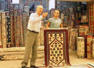 ковры в Турции