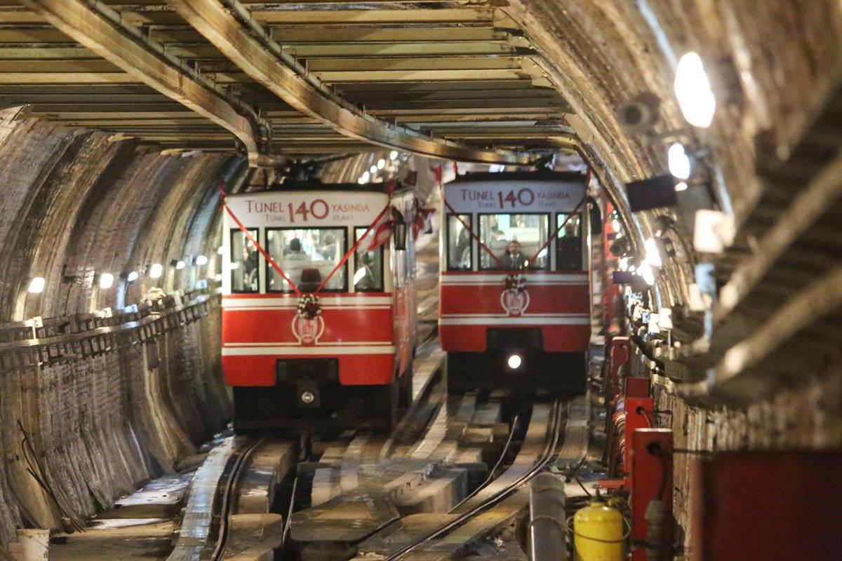 Общественный транспорт в Стамбуле. Фуникулер