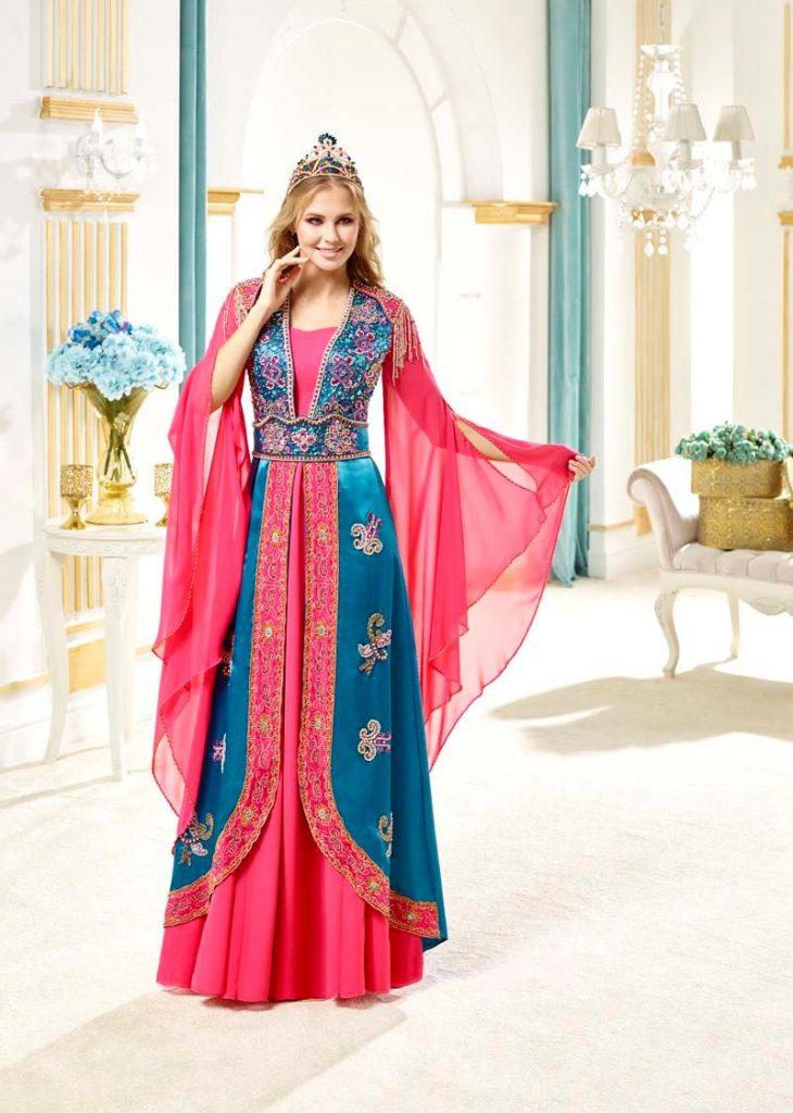 турецкое платье биндали