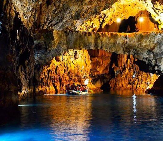 пещеры в турции