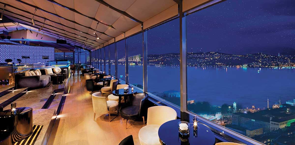 Бар Ситилайтс в Стамбуле