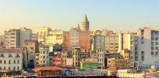 Район Каракёй в Стамбуле