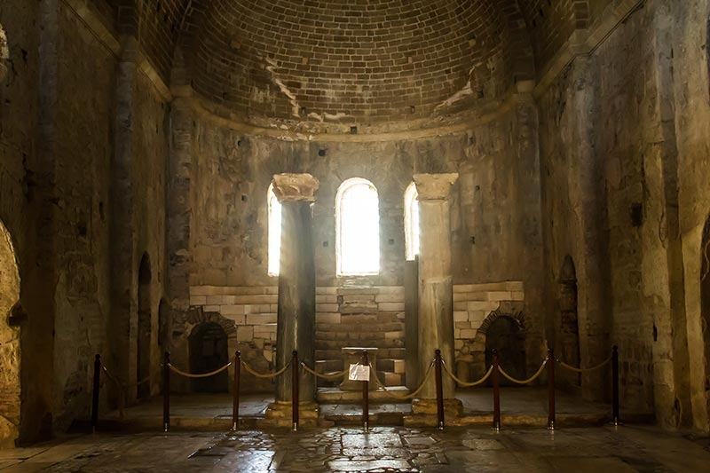 Церковь Святого Николая в Турции