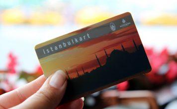 Транспорт в Стамбуле. Единый проездной Истанбулкарт
