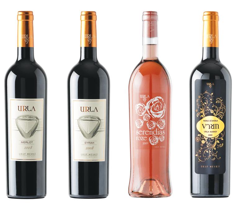 вина Турции